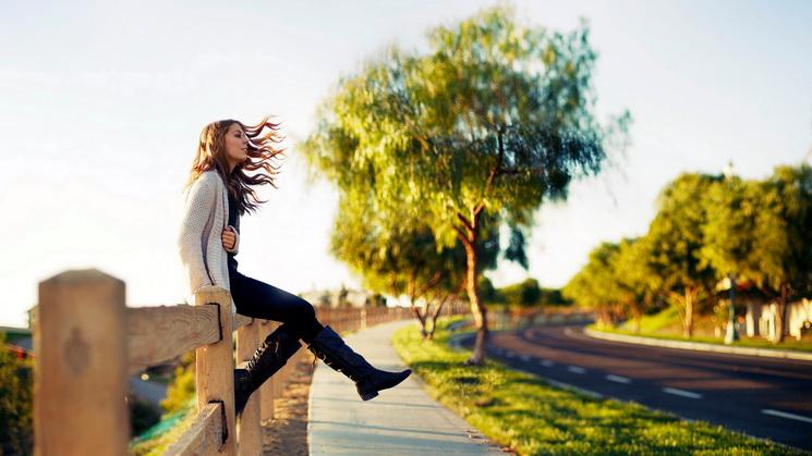 Весеннее настроение-фото