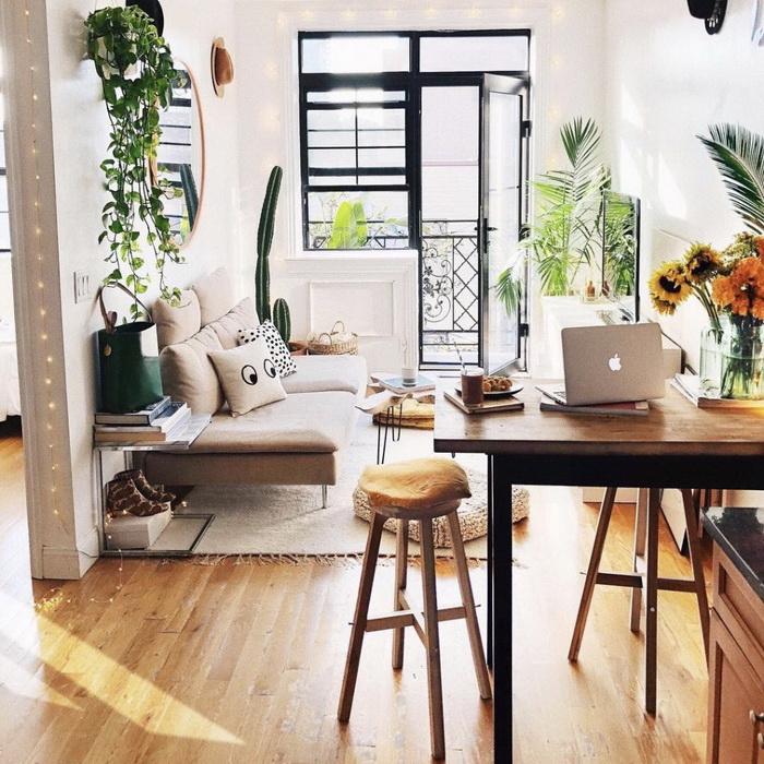 Весенний дом-как оживить интерьер