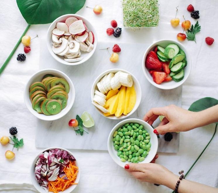 Весенний салатик-вкусные эксперименты на кухне