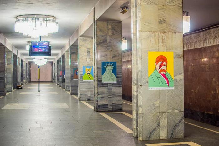Выставка-Квантовый скачок Шевченко