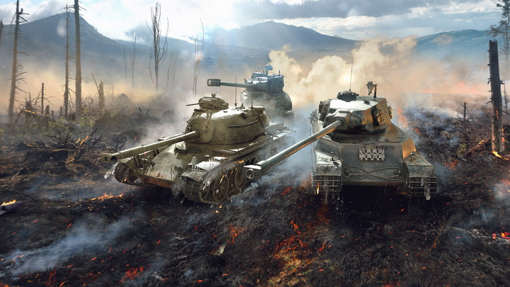 World of Tanks-игра