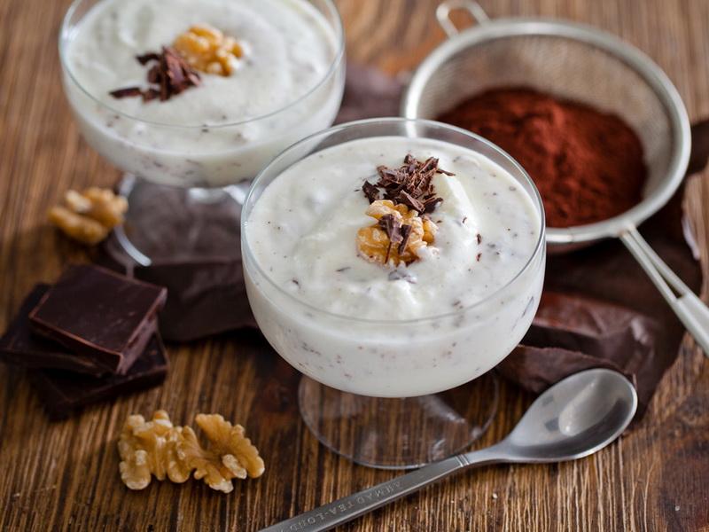 Йогурт-источник пробиотиков