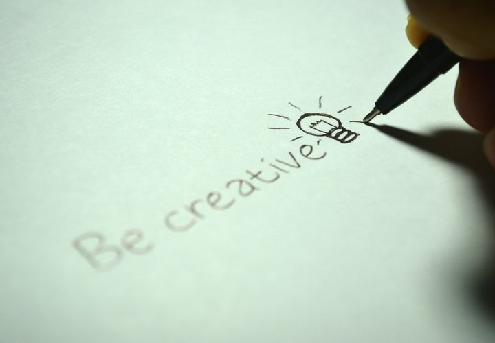 creative-be creative