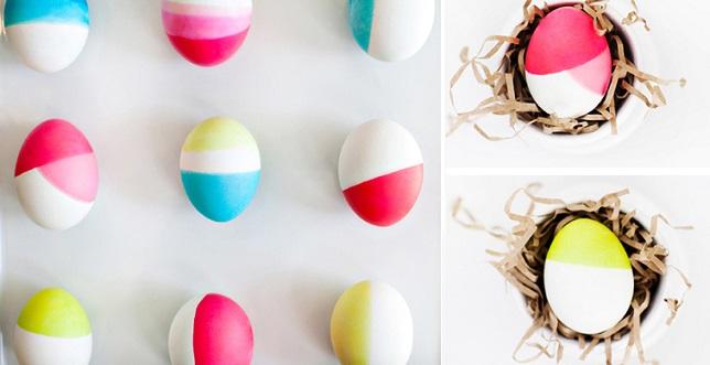 колор-блок-пасхальные яйца фото 1