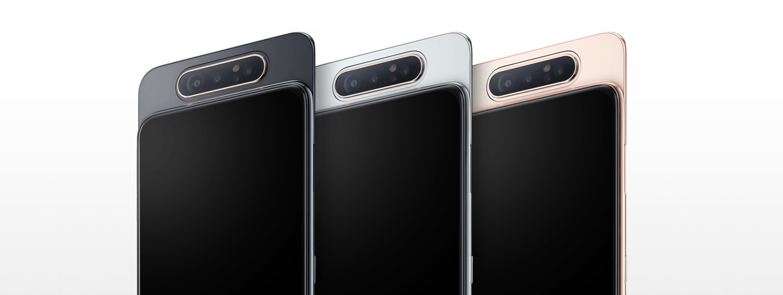 новый Samsung Galaxy A80 6