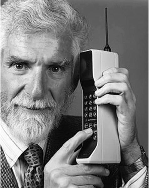 сегодня мобильному телефону 45 лет 4