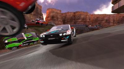 Игра лучшие гонки на компьютер TrackMania 2