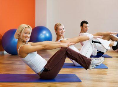 Упражнения скручивание для идеального живота