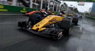 Игра лучшие гонки на компьютер F1 2017