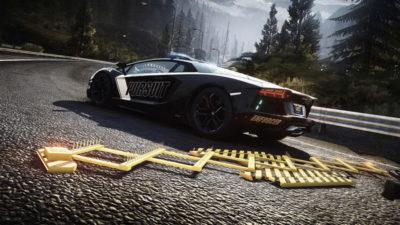 Игра лучшие гонки на компьютер Need for Speed Rivals