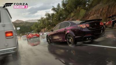 Игра лучшие гонки Forza Horizon 3