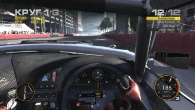 Игра лучшие гонки на компьютер Race Driver: GRID