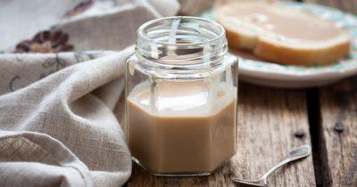 Простий рецепт згущеного молока з додаванням води