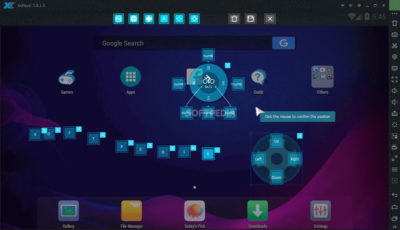 XePlayer - Емулятор Андроїд для ОС Windows XP