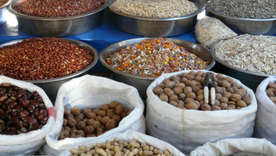 Содержание кальция в продуктах - семена и орехи