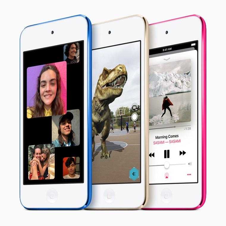 Apple обновили iPod touch 2