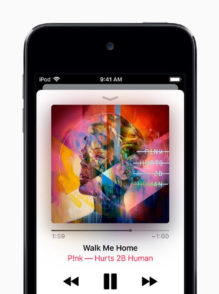 Apple обновили iPod touch 4