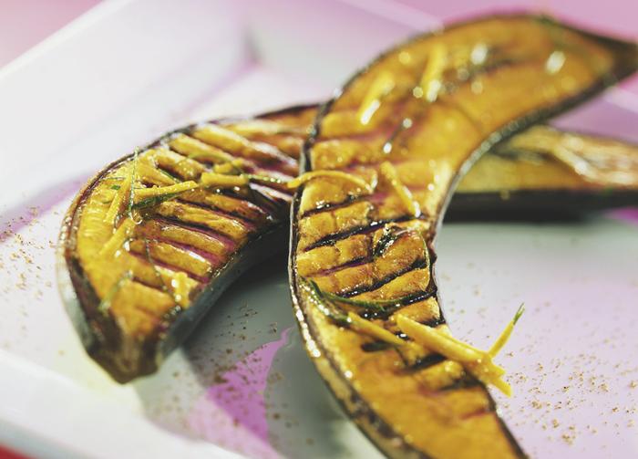 Бананы на гриле-ЗОЖ-десерт