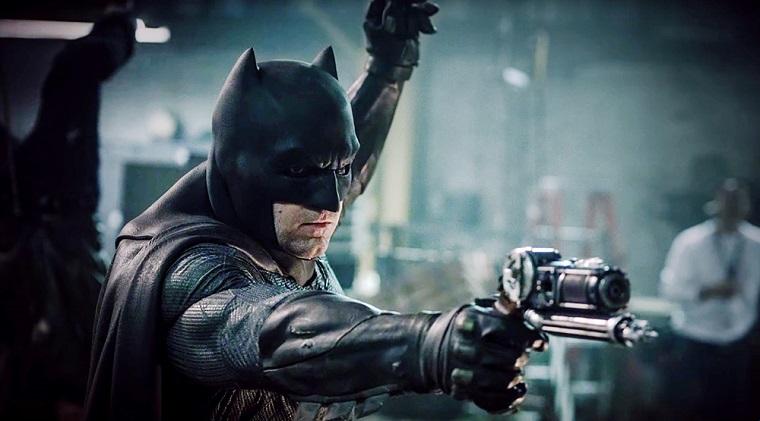 Бэтмена сыграет Роберт Паттинсон 4