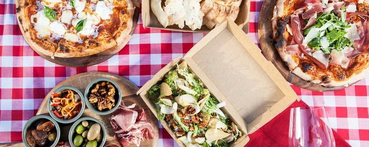 Еда для пикника-что взять