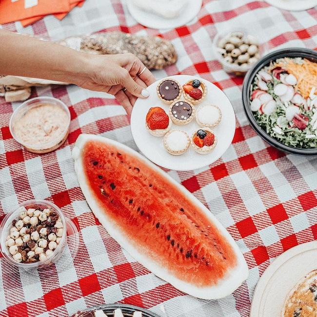 Еда-для пикника вкусные варианты