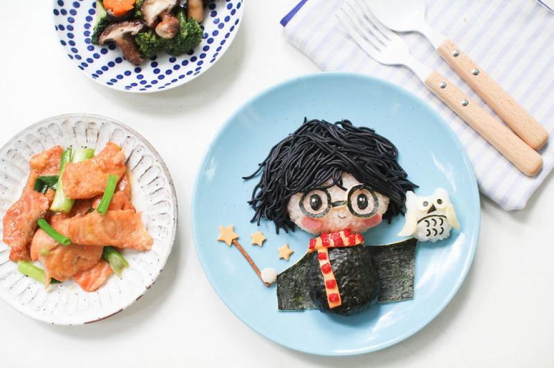 Еда-как искусство