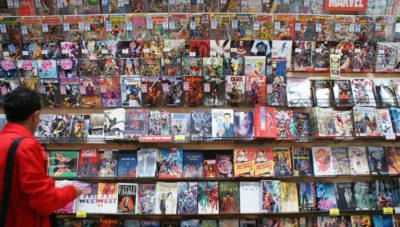 Хронология фильмов марвел: Комиксы