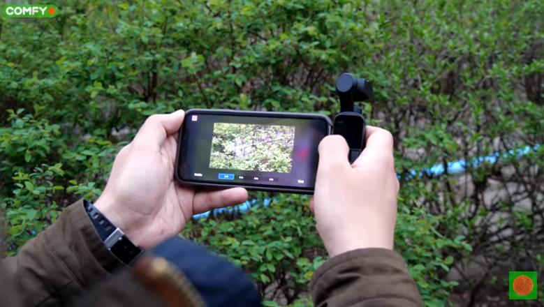 Обзор камеры DJI Osmo Pocket