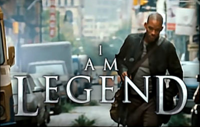 Я легенда