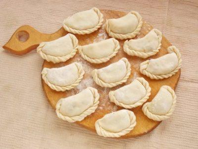Рецепт тіста для вареників