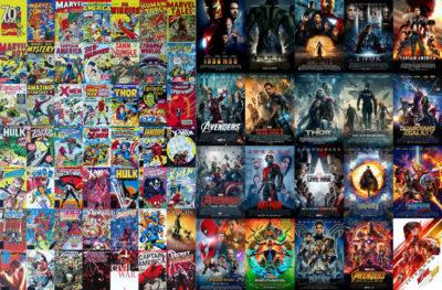 Хронологія фільмів Марвел: Всесвіт