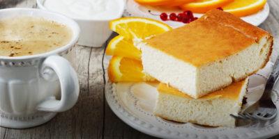 Рецепти запіканки з сиром