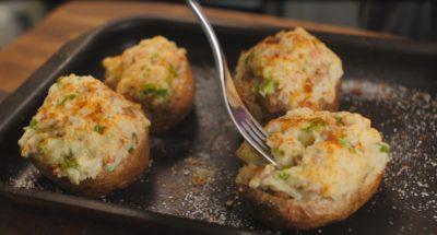 Смачна страва з картоплі