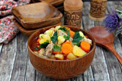 Картопляне блюдо