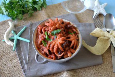 Блюдо из осьминога-2