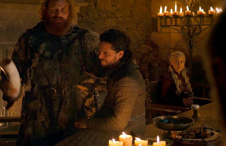 HBO-появление стакана из Старбакса в Игре престолов