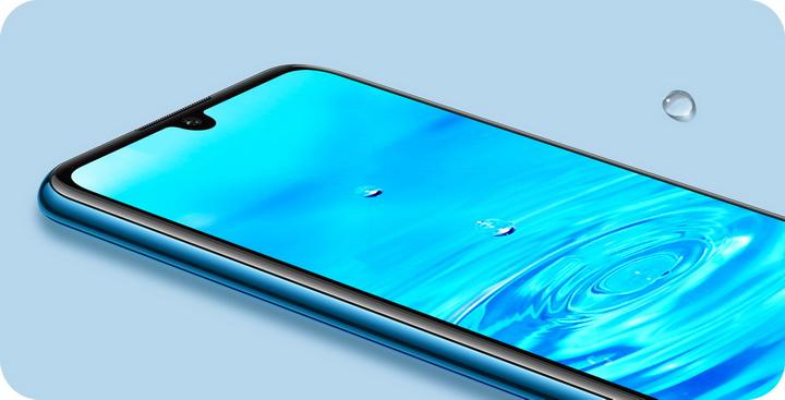 Huawei P30 Lite-экран вид сверху