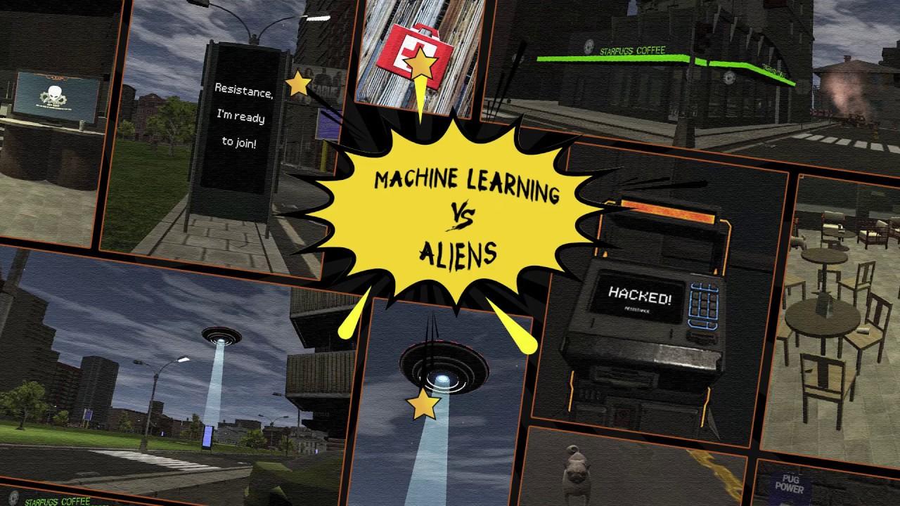 Играй, учись программировать и защищай человечество 2