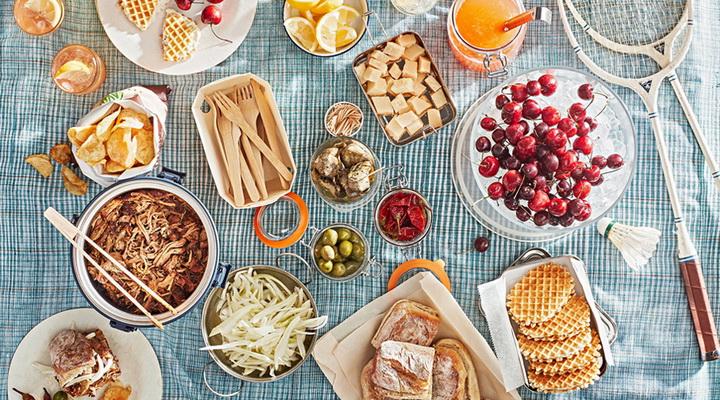 Инвентарь для идеального пикника-варианты досуга