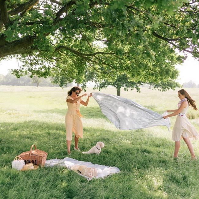Как одеться на пикник-форма одежды