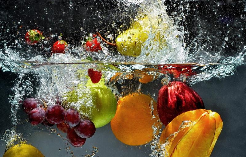 Как сделать воду вкусной-эксперименты с напитками