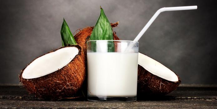 Кокосовое молоко-полезные свойства и особенности