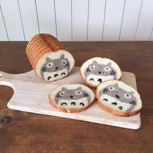 Konel Bread-хлеб креатив 1