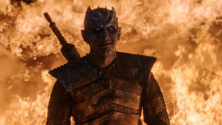 Король Ночи в драконьем огне
