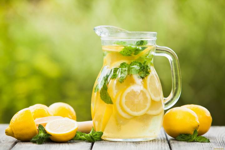 Лимонады-рецепты