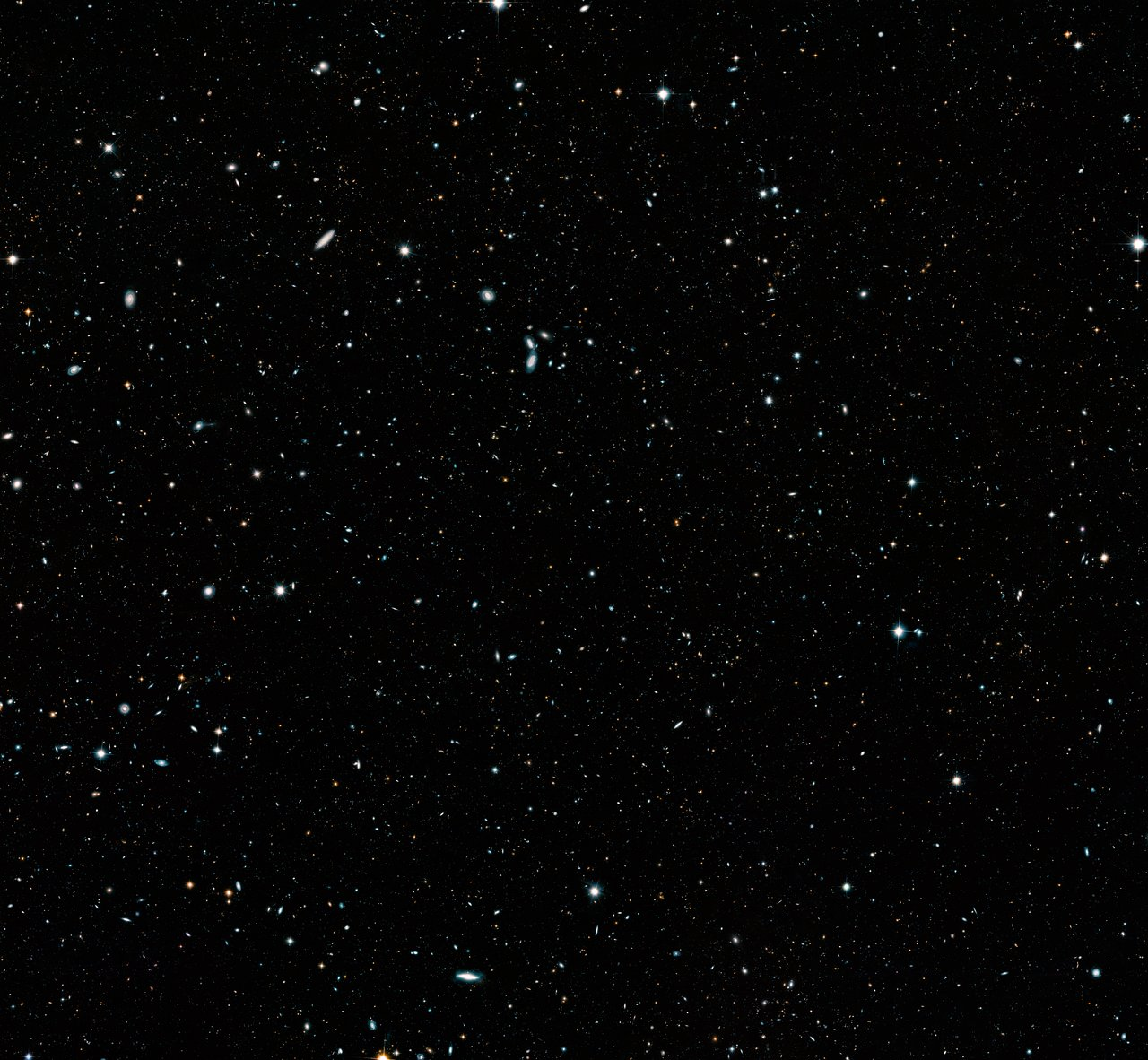 Hubble's Spectacular Wide View of the Universe