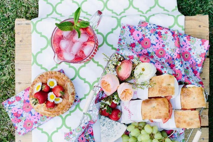 Напитки для пикника-вкусные варианты