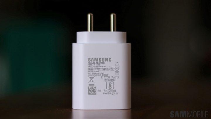 Насколько быстры новые зарядные устройства Samsung в 25 Вт 3
