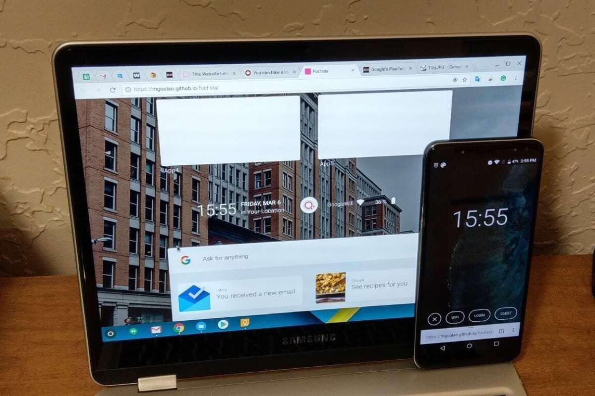 Новая ОС вместо Android 3
