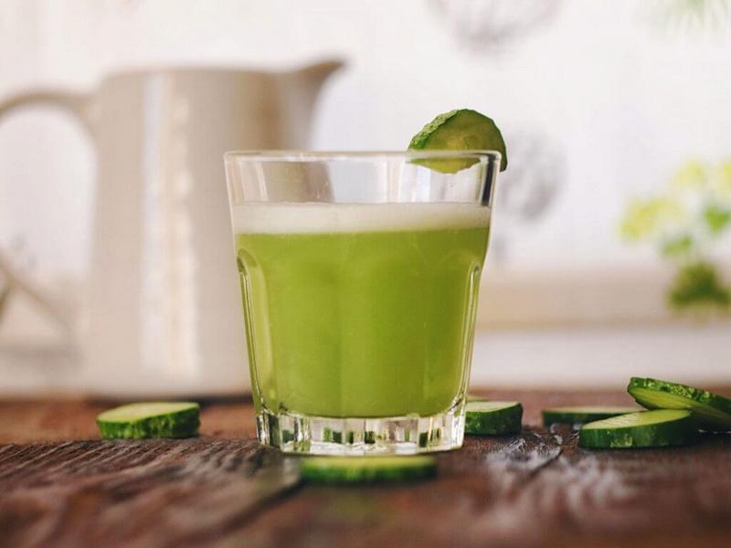 Огуречный сок-польза и вред